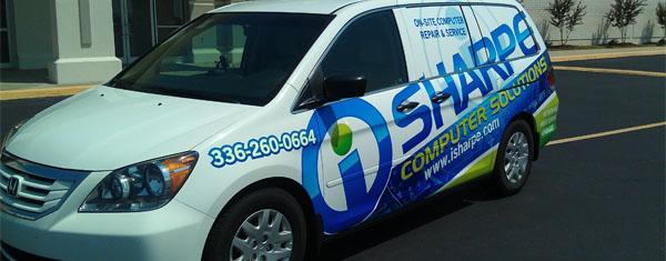 iSharpe Van